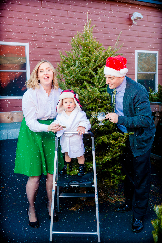 Griswold Christmas.J Foley Photography A Real Life Griswold Family