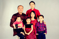 The Huang family